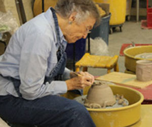 Welcome to the May Carter Pottery Studio!